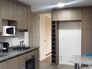 AOG CocinaArmarios y estanterías Derivados de madera Acabado en madera