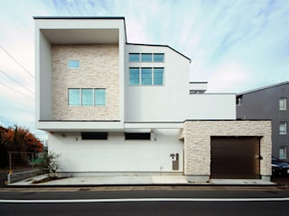 Houses by TERAJIMA ARCHITECTS