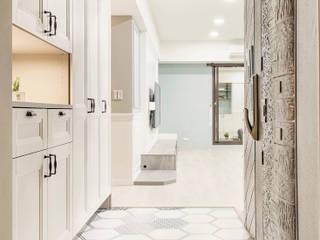 樂宅設計|板橋家麒文化|30坪三房兩廳輕度舊翻新 根據 樂宅設計|系統傢俱