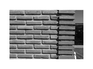 Materialidad: Casas unifamiliares de estilo  por D01 arquitectura