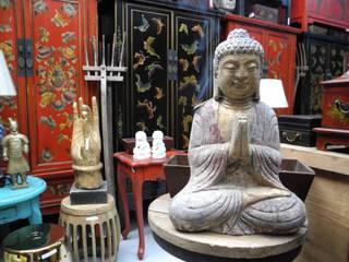 Decoração Oriental! por Revivigi Asiático