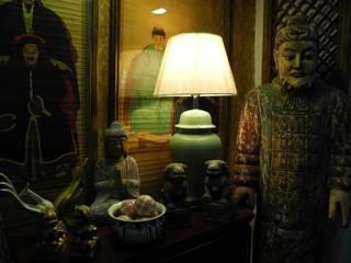 Asian Style! Revivigi Living roomLighting