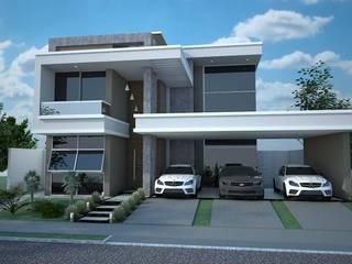de Construtora Lima Projetos Moderno