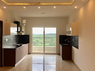 sobha dream acres: modern  by Design Space,Modern