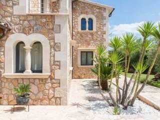 Casas de campo de estilo  por Diego Cuttone, arquitectos en Mallorca