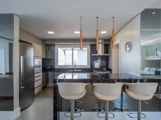 Manuela Di Giorgio | Arquitetura e Interiores Dapur Modern