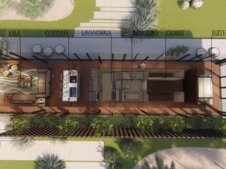 Casa Linear IEZ Design