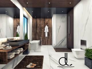 Salle de bain moderne par LD ARQUITECTOS Moderne