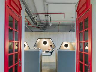 Spazhio Croce Interiores Espacios comerciales