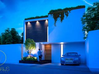 WERHAUS ARQUITECTOS Modern home