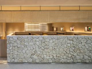「写し茶室」 の 株式会社KAMITOPEN一級建築士事務所 モダン