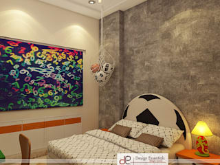 kids bedrooms Modern style bedroom by Design Essentials Modern