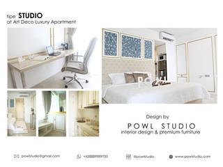 ARTDECO - Apartment Studio:   by POWL Studio