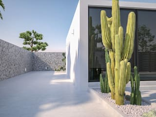 Rock Garden by Santoro Design Render