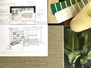 Estudo para Intercasa 18 por Design de Interiores & Arquitectura Tropical