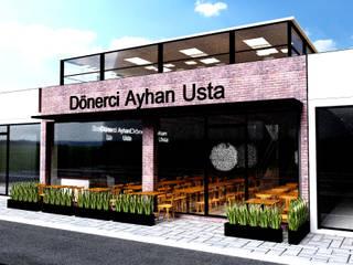 Dönerci Ayhan Usta İç Mimar Store Akdeniz
