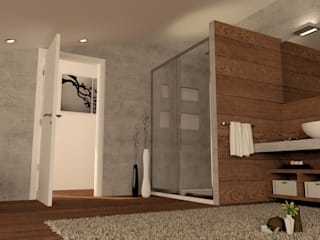 حمام تنفيذ Lambda Design