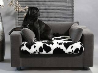 Canapé de luxe pour chiens et chats Design Pratique Confortable:  de style  par GIUSYPOP