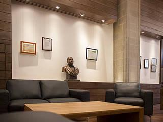 PROYECTO PALACIO DEL AYUNTAMIENTO DE LA CIUDAD DE MÉXICO de MoMé - Mobiliario México Moderno