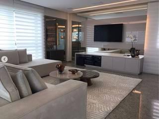 Ana Amélia Zoby Arquitetura Ruang Keluarga Klasik