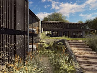Country house by C_arquitectos