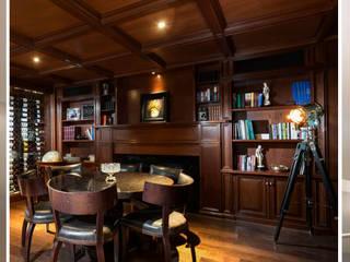 Diseño de interiores y mobiliario de GRUPO QUADRO Clásico