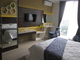 Classic style bedroom by POWL Studio Classic