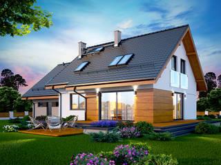 Дома на одну семью в . Автор – Tooba.pl