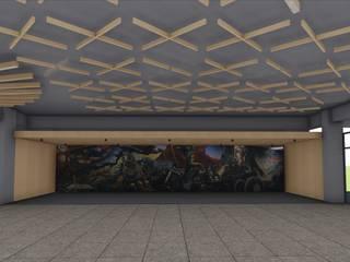 Cafetería Central Tec de Designo Arquitectos