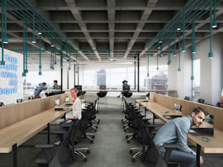 Offices & stores by Sulkin Askenazi