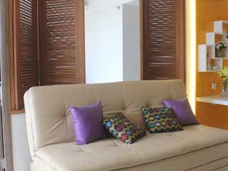 Galeri Ciumbuleuit III - Tipe 3 bedroom:   by POWL Studio