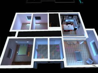 Modern home by PE. Projectos de Engenharia, LDa Modern
