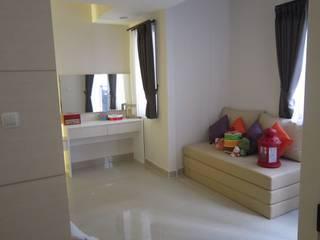 Sudirman Suite Kamar Tidur Modern Oleh POWL Studio Modern