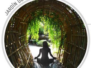 Jardín de Meditación - Jardines Terapéuticos de Simbiotia Asiático