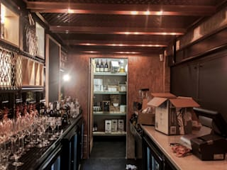 Eclectische bars & clubs van Container Rental and Sales (Pty) Ltd Eclectisch