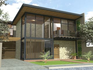 Studiopar Arquitetura Rumah tinggal