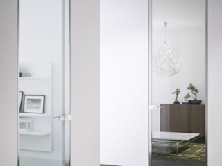 ADL Internal Filomuro Range:  Glass doors by IQ Furniture