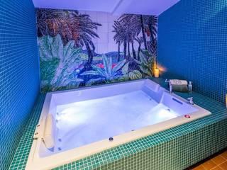 Artelux Tropische Hotels Fliesen
