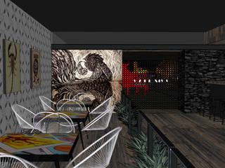 Restaurante de Designo Arquitectos