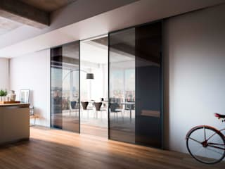 ADL Mitika Sliding Door:   by IQ Furniture