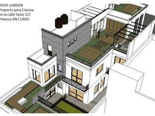 Sketches y Propuestas de Designo Arquitectos Minimalista