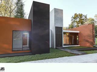 by Novhus Oficina de Arquitectura Modern