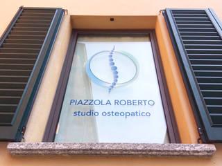 od Daniele Piazzola architetto e designer a Como Nowoczesny