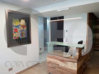Cota Cero Arquitectos Clinics