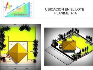 Proyecto Salsipuedes: Casas de estilo  por Arq.SusanaCruz