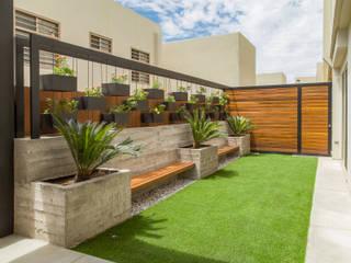 Сады в . Автор – S2 Arquitectos, Минимализм