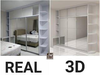 modern  by JW Decoration, Modern