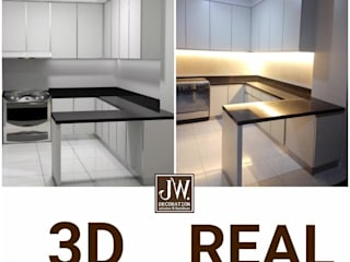 modern  by JW Decoration, Modern