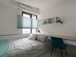 Modern style bedroom by Moooi Design 驀翊設計 Modern