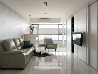 Modern living room by Moooi Design 驀翊設計 Modern